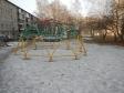 Екатеринбург, ул. Куйбышева, 107: спортивная площадка возле дома