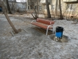 Екатеринбург, ул. Бажова, 164: площадка для отдыха возле дома