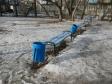 Екатеринбург, ул. Куйбышева, 121: площадка для отдыха возле дома