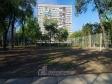 Тольятти, ул. Дзержинского, 49: спортивная площадка возле дома