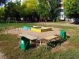 Тольятти, ул. Дзержинского, 49: площадка для отдыха возле дома