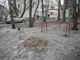 Екатеринбург, ул. Луначарского, 161: площадка для отдыха возле дома