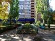 Тольятти, б-р. Курчатова, 3: площадка для отдыха возле дома