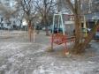 Екатеринбург, ул. Луначарского, 133: детская площадка возле дома