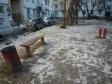 Екатеринбург, ул. Луначарского, 133: площадка для отдыха возле дома