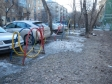 Екатеринбург, ул. Мичурина, 40: детская площадка возле дома