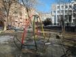 Екатеринбург, ул. Бажова, 87: детская площадка возле дома