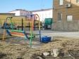 Екатеринбург, ул. Авиационная, 59: детская площадка возле дома