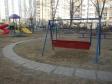 Екатеринбург, ул. Авиационная, 61/1: детская площадка возле дома