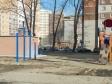 Екатеринбург, ул. Авиационная, 63/1: спортивная площадка возле дома