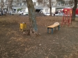 Екатеринбург, пер. Банковский, 10: площадка для отдыха возле дома