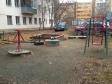 Екатеринбург, ул. Попова, 11: детская площадка возле дома