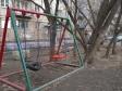 Екатеринбург, ул. Попова, 15: детская площадка возле дома