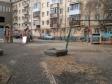 Екатеринбург, ул. Сакко и Ванцетти, 48: детская площадка возле дома