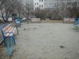 Екатеринбург, ул. Тверитина, 11: площадка для отдыха возле дома