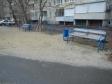 Екатеринбург, ул. Тверитина, 19: площадка для отдыха возле дома