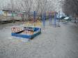 Екатеринбург, ул. Большакова, 22 к.2: детская площадка возле дома