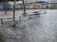 Екатеринбург, ул. Большакова, 20: площадка для отдыха возле дома