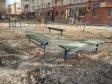 Екатеринбург, ул. Шарташская, 21А: площадка для отдыха возле дома