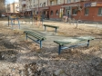 Екатеринбург, ул. Бажова, 53: площадка для отдыха возле дома