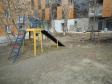 Екатеринбург, ул. Бажова, 35: детская площадка возле дома