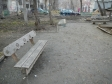 Екатеринбург, ул. Короленко, 14: площадка для отдыха возле дома