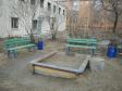 Екатеринбург, ул. Короленко, 9: площадка для отдыха возле дома