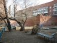 Екатеринбург, ул. Луначарского, 17: площадка для отдыха возле дома