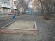 Екатеринбург, пер. Красный, 10: детская площадка возле дома