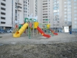 Екатеринбург, пер. Красный, 8Б: детская площадка возле дома