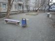 Екатеринбург, пер. Красный, 8А: площадка для отдыха возле дома