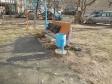 Екатеринбург, ул. Братьев Быковых, 5: площадка для отдыха возле дома