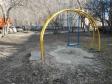 Екатеринбург, ул. Азина, 55: детская площадка возле дома