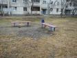 Екатеринбург, ул. Амундсена, 139: площадка для отдыха возле дома