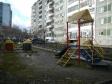Екатеринбург, ул. Хохрякова, 100: детская площадка возле дома