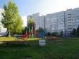 Тольятти, ул. Тополиная, 8: детская площадка возле дома