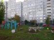 Тольятти, ул. Тополиная, 8: спортивная площадка возле дома