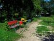 Тольятти, ул. Революционная, 40: площадка для отдыха возле дома