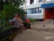 Тольятти, б-р. Баумана, 10: площадка для отдыха возле дома