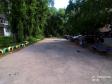 Тольятти, ул. Свердлова, 41: площадка для отдыха возле дома