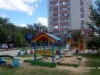 Тольятти, ул. Фрунзе, 10А: детская площадка возле дома