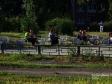Тольятти, б-р. Кулибина, 2А: площадка для отдыха возле дома