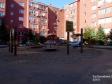 Тольятти, б-р. Кулибина, 6А: детская площадка возле дома