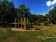 Тольятти, ул. Свердлова, 72: детская площадка возле дома