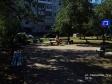 Тольятти, ул. Свердлова, 74: площадка для отдыха возле дома