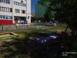 Тольятти, ул. Льва Яшина, 12: площадка для отдыха возле дома