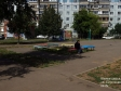 Тольятти, ул. Тополиная, 3: площадка для отдыха возле дома