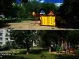 Тольятти, ул. Юбилейная, 57: детская площадка возле дома
