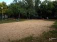 Тольятти, ул. Фрунзе, 21: спортивная площадка возле дома