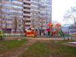 Тольятти, ул. Юбилейная, 37: детская площадка возле дома